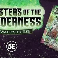 Geeking Out - Monsters of the Wilderness Kickstarter from Cawood Publishing