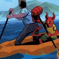 Review – Young Hellboy: The Hidden Land #1 (Dark Horse Comics)