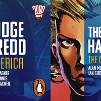 Reviewing 2000 AD's Audiobooks from Penguin Random House – Judge Dredd, Halo Jones, Brink and more