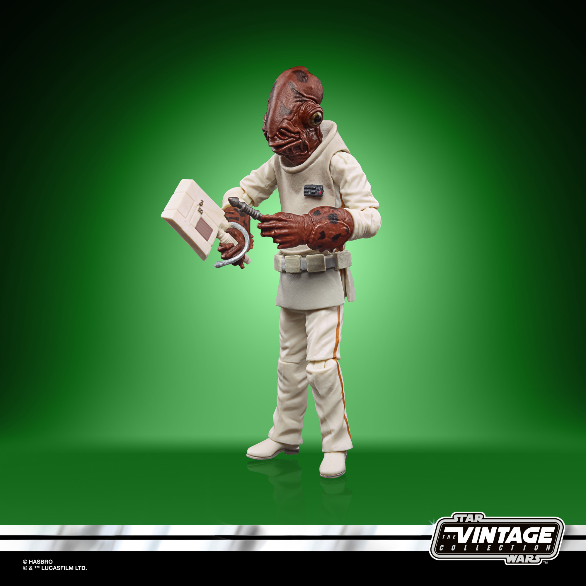 STAR WARS THE VINTAGE COLLECTION 3.75-INCH ADMIRAL ACKBAR Figure – oop(6)