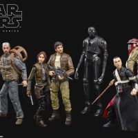 Hasbro Figure Review - Star Wars: The Black Series Rogue One Collection
