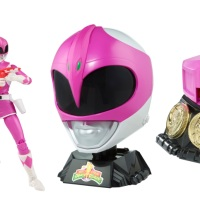 Taking a Look at Hasbro's Pink Power Ranger Goodies on sale Autumn 2021