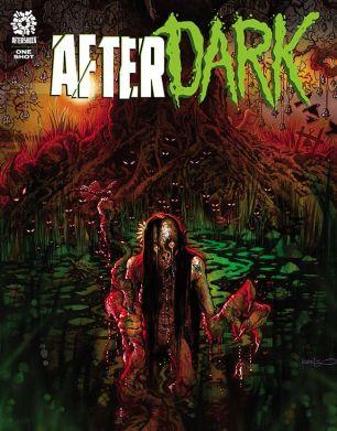 Main cover by Tony Harris