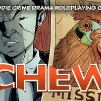 CHEW: The Roleplaying Game – worth getting your teeth into?