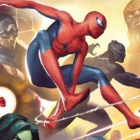 Geeking Out - Marvel Champions The Card Game