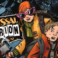 Review - Abyssal Albion #2 (Deadbolt Comics)