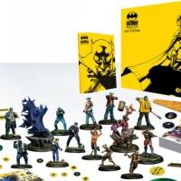 Knight Models Batman Miniature Game Giveaway - Back to Gotham 2-Player Starter Set and Black Mask!