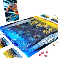 Geeking Out - Overdrive from Mantic Games Review and Giveaway