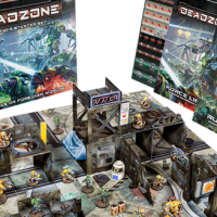 Geeking Out - Deadzone from Mantic Games: Review and Giveaway