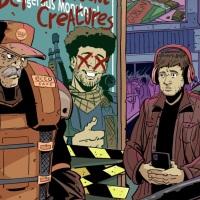 Review - Nightmare Fuel #1 (Cabal Comics)